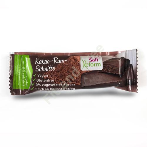 Safi Reform Kakao-Rum-Schnitte 25g